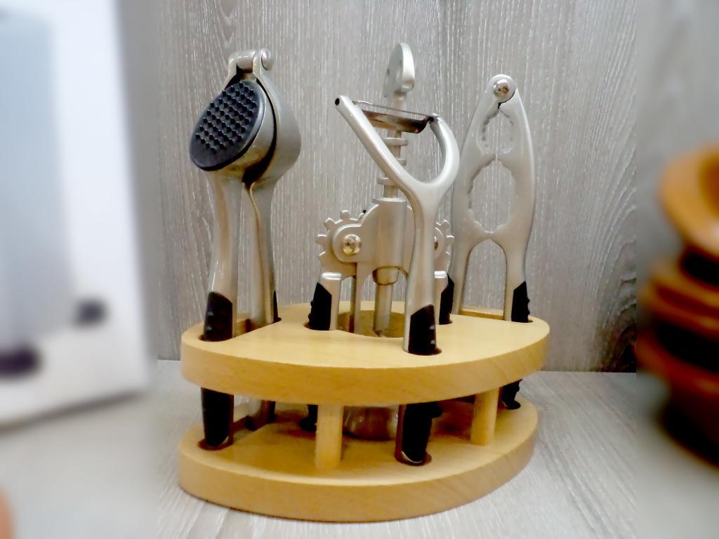 Set instrumente de bucătărie