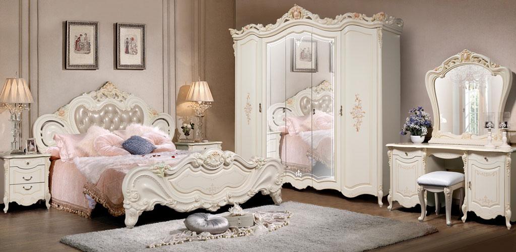 Dormitor Eliza Perla