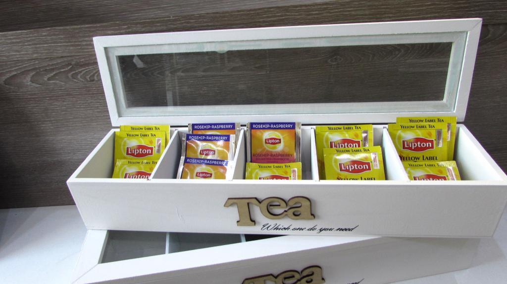 Cutie ceai