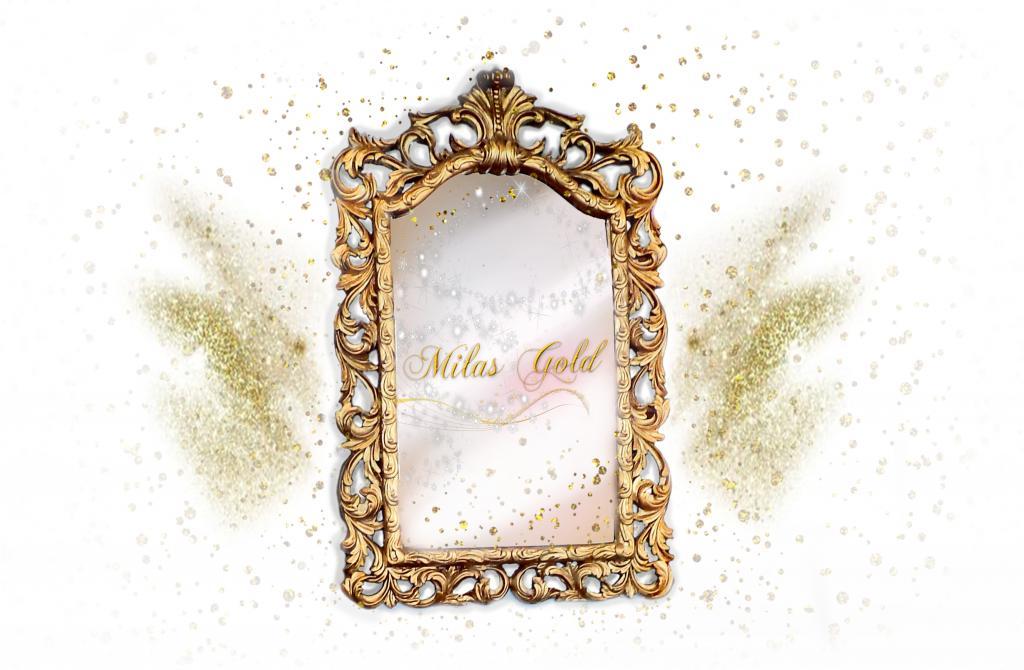 Oglinda Milas-Gold