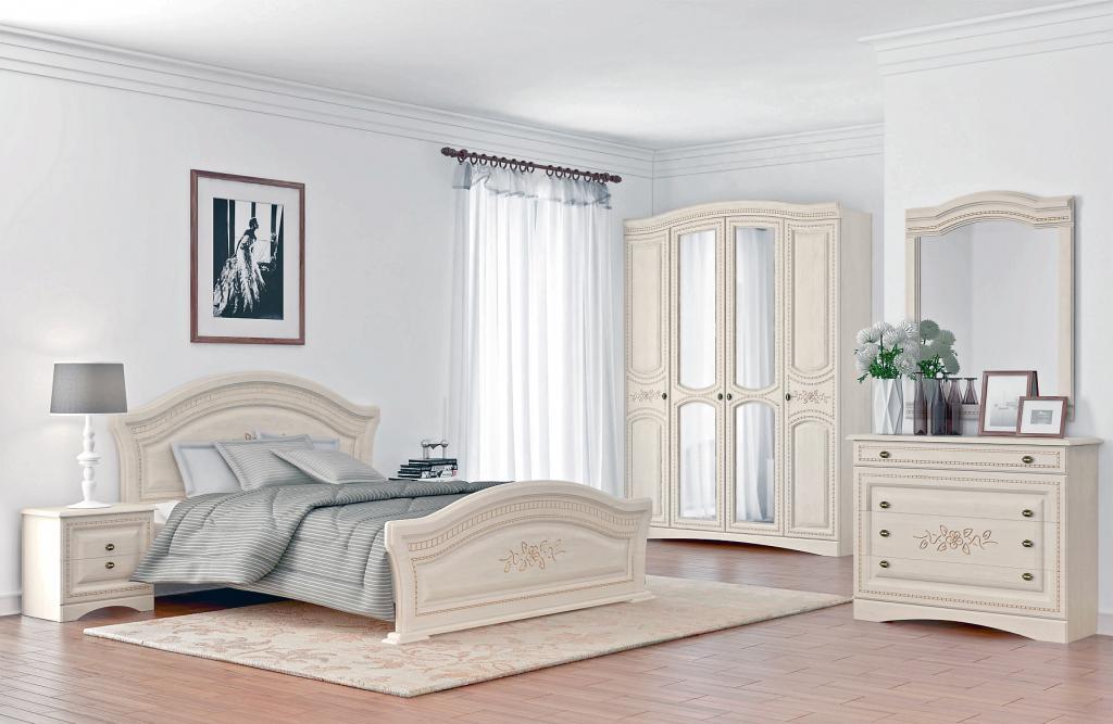 Dormitor Venera 4 usi