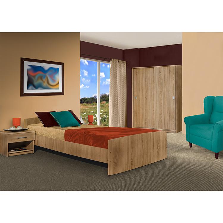 Mobila dormitor SIRIUS D2 sonoma