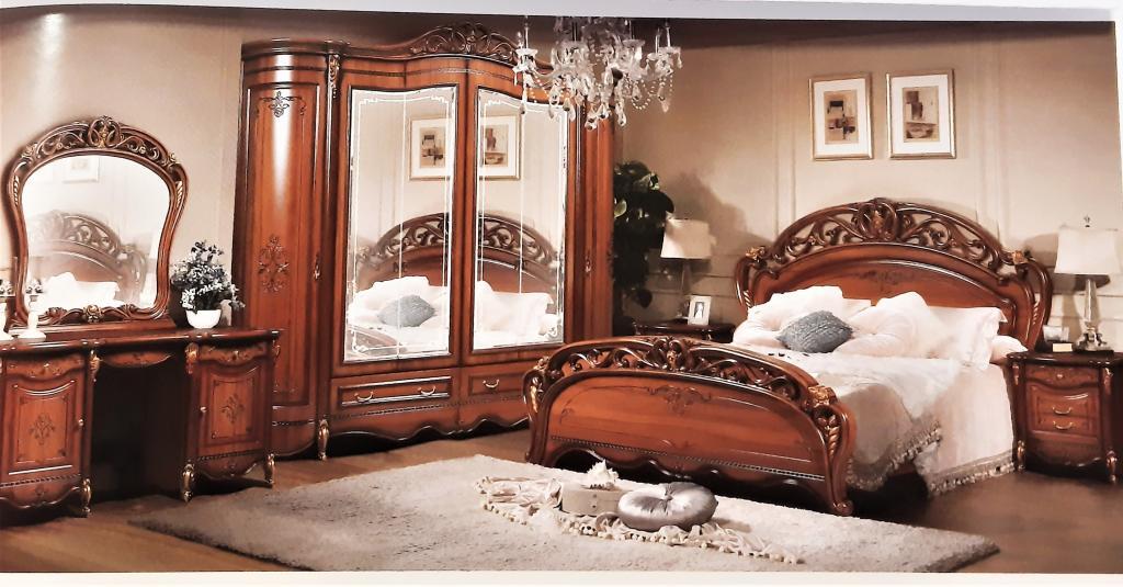 Dormitor Allegro, nuc